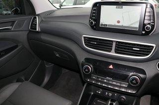2018 Hyundai Tucson TL3 MY19 Highlander D-CT AWD Burgundy 7 Speed Sports Automatic Dual Clutch Wagon