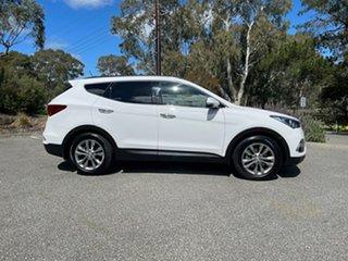 2015 Hyundai Santa Fe DM2 MY15 Elite Creamy White 6 Speed Sports Automatic Wagon.