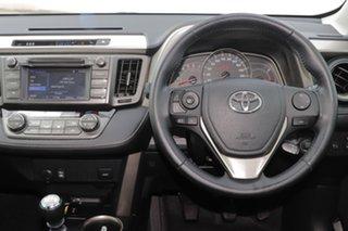 2014 Toyota RAV4 ALA49R MY14 GXL AWD Red 6 Speed Manual Wagon