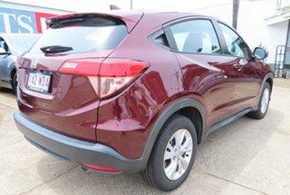 2015 Honda HR-V VTi Carnelian Red Continuous Variable Wagon.