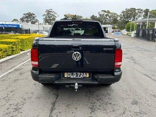 2021 Volkswagen Amarok 2H MY21 TDI580 4MOTION Perm W580S Black 8 Speed Automatic Utility.