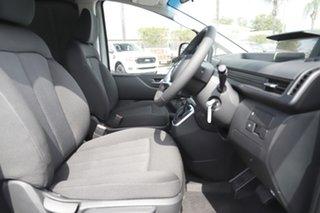 2021 Hyundai Staria US4.V1 MY22 AWD Moonlight Blue 8 Speed Sports Automatic Wagon