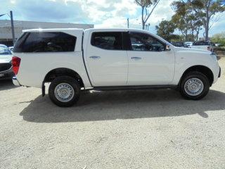 2015 Nissan Navara D23 RX 4x2 White 6 Speed Manual Utility.