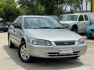 2002 Toyota Camry SXV20R Advantage Limited Edition CSi Silver 4 Speed Automatic Sedan.