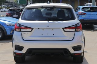 2019 Mitsubishi ASX XD MY20 ES 2WD Silver 1 Speed Constant Variable Wagon