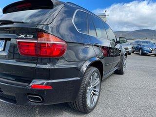 2012 BMW X5 E70 MY12.5 xDrive40d Steptronic Sport Black 8 Speed Sports Automatic Wagon