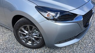 2021 Mazda 2 DJ2HA6 G15 SKYACTIV-MT Pure 6 Speed Manual Hatchback.