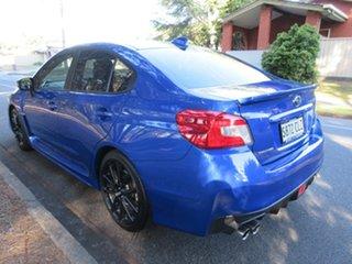 2019 Subaru WRX V1 MY20 Lineartronic AWD WR Blue Mica 8 Speed Constant Variable Sedan