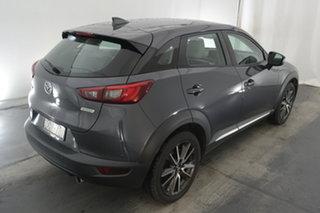 2017 Mazda CX-3 DK2W7A Akari SKYACTIV-Drive Grey 6 Speed Sports Automatic Wagon