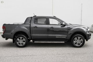 2021 Ford Ranger PX MkIII 2021.75MY Wildtrak Grey 10 Speed Sports Automatic Double Cab Pick Up