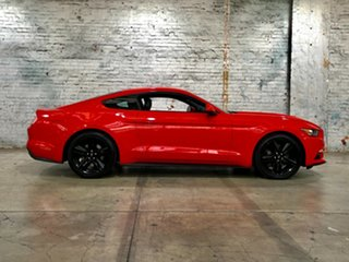 2016 Ford Mustang FM 2017MY Fastback SelectShift Red 6 Speed Sports Automatic Fastback