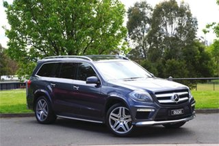 2015 Mercedes-Benz GL-Class X166 GL350 BlueTEC 7G-Tronic + Grey 7 Speed Sports Automatic Wagon.