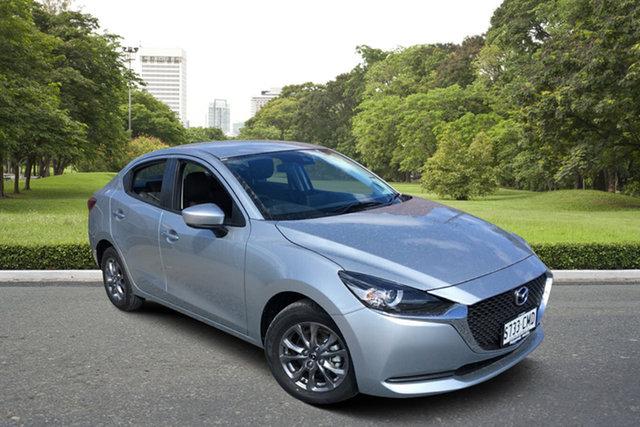 Demo Mazda 2 DL2SAA G15 SKYACTIV-Drive Pure Paradise, 2021 Mazda 2 DL2SAA G15 SKYACTIV-Drive Pure 6 Speed Sports Automatic Sedan