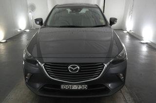 2017 Mazda CX-3 DK2W7A Akari SKYACTIV-Drive Grey 6 Speed Sports Automatic Wagon.