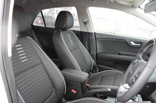 2021 Kia Rio YB MY22 GT-Line DCT Clear White 7 Speed Sports Automatic Dual Clutch Hatchback
