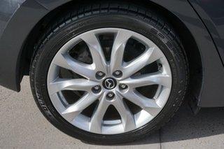 2016 Mazda 3 BM5438 SP25 SKYACTIV-Drive Grey 6 Speed Sports Automatic Hatchback