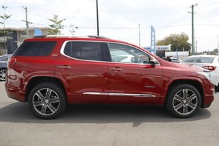2018 Holden Acadia AC MY19 LTZ-V AWD Red 9 Speed Sports Automatic Wagon.