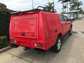 2016 Ford Ranger PX MkII XLT Double Cab 4x2 Hi-Rider Red 6 speed Automatic Utility