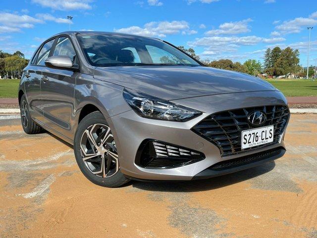 Demo Hyundai i30 PD.V4 MY22 Nailsworth, 2021 Hyundai i30 PD.V4 MY22 Fluidic Metal 6 Speed Manual Hatchback