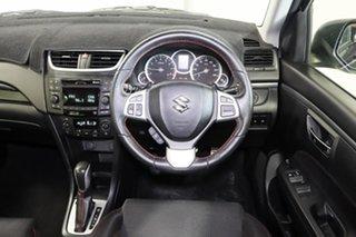 2013 Suzuki Swift FZ Sport Black 7 Speed Constant Variable Hatchback