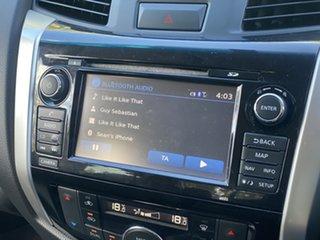 2017 Nissan Navara D23 S2 ST-X Black 7 Speed Sports Automatic Utility