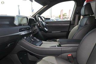 2021 Hyundai Palisade LX2.V2 MY22 Highlander AWD White Cream 8 Speed Sports Automatic Wagon