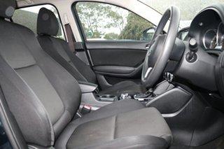 2015 Mazda CX-5 MY15 Maxx (4x2) Navy Blue 6 Speed Automatic Wagon