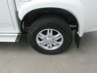 2012 Isuzu D-MAX LS High Ride White 4 Speed Automatic Utility