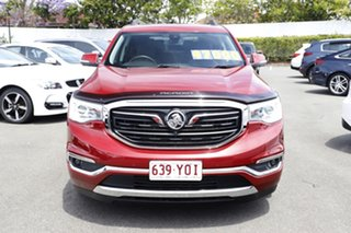 2018 Holden Acadia AC MY19 LTZ-V AWD Red 9 Speed Sports Automatic Wagon