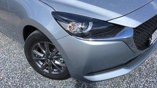2021 Mazda 2 DL2SAA G15 SKYACTIV-Drive Pure 6 Speed Sports Automatic Sedan.