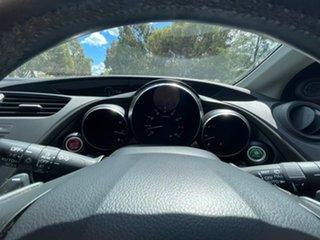 2014 Honda Civic 9th Gen MY14 VTi-S Silver 5 Speed Sports Automatic Hatchback