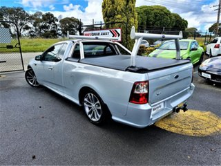 2015 Ford Falcon FG X XR6 Silver 6 Speed Sports Automatic Sedan
