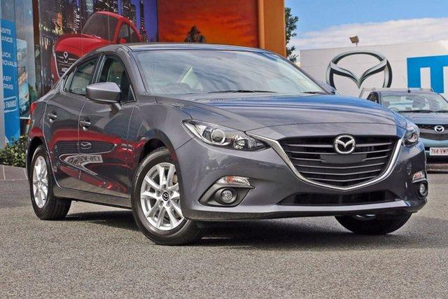Used Mazda 3 BM5276 Maxx SKYACTIV-MT Nunawading, 2015 Mazda 3 BM5276 Maxx SKYACTIV-MT Grey 6 Speed Manual Sedan