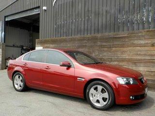 2007 Holden Calais VE Red 5 Speed Sports Automatic Sedan.