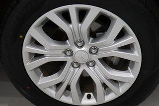 2018 Mitsubishi ASX XC MY19 ES 2WD White 1 Speed Constant Variable Wagon
