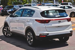 2021 Kia Sportage QL MY21 SX 2WD White 6 Speed Sports Automatic Wagon