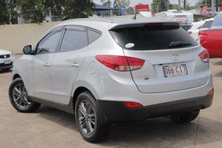 2015 Hyundai ix35 LM3 MY15 SE Silver 6 Speed Sports Automatic Wagon.