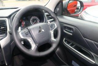 2021 Mitsubishi Triton MR MY22 GSR Double Cab Sunflare Orange 6 Speed Sports Automatic Utility.