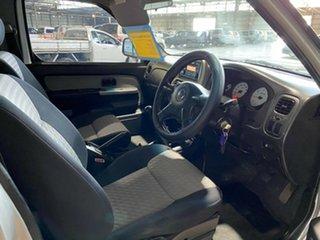 2012 Nissan Navara D22 S5 ST-R Silver 5 Speed Manual Utility