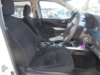 2015 Nissan Navara D23 RX 4x2 White 6 Speed Manual Utility