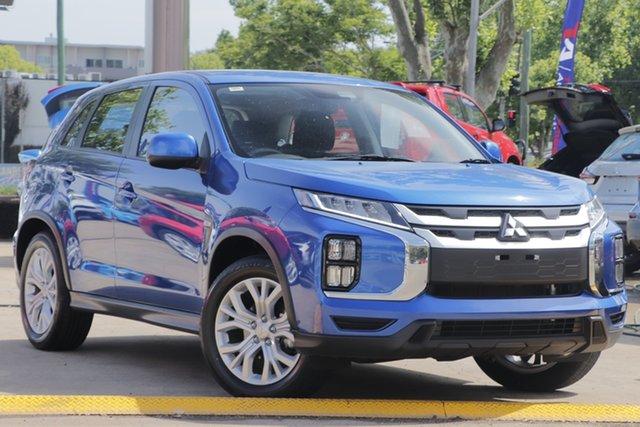 Used Mitsubishi ASX XD MY20 ES 2WD Toowoomba, 2019 Mitsubishi ASX XD MY20 ES 2WD Blue 1 Speed Constant Variable Wagon