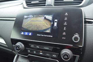 2017 Honda CR-V RM Series II MY17 VTi-S 4WD Red 5 Speed Sports Automatic Wagon