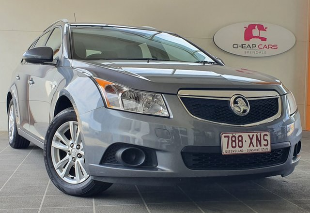 Used Holden Cruze JH Series II MY14 CD Sportwagon Brendale, 2014 Holden Cruze JH Series II MY14 CD Sportwagon Grey 6 Speed Sports Automatic Wagon