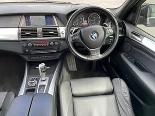 2012 BMW X5 E70 MY12.5 xDrive40d Steptronic Sport Black 8 Speed Sports Automatic Wagon.