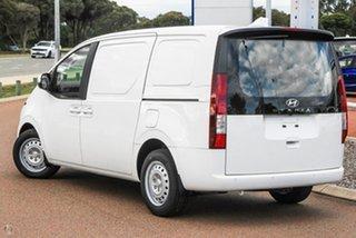 2021 Hyundai Staria-Load US4.V1 MY22 White 8 Speed Sports Automatic Van