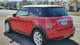 2009 Mini Hatch R56 Cooper Steptronic Red 6 Speed Sports Automatic Hatchback.