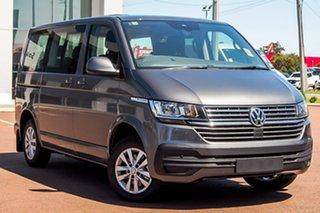2021 Volkswagen Multivan T6.1 MY21 TDI340 SWB DSG Comfortline Indium Grey 7 Speed.