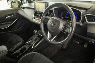 2019 Toyota Corolla ZWE211R ZR E-CVT Hybrid Silver Pearl 10 Speed Constant Variable Hatchback Hybrid