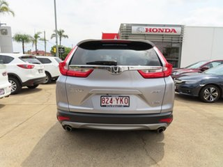 2018 Honda CR-V MY18 VTi-S (AWD) Silver Continuous Variable Wagon