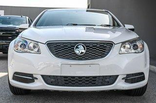 2014 Holden Commodore VF MY14 Evoke White 6 Speed Sports Automatic Sedan